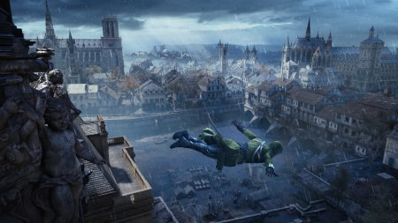 Assassin's Creed Unity выйдет с NVIDIA GameWorks