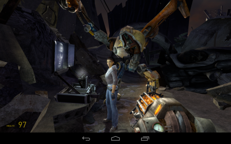 Half-Life 2: Episode One выйдет для NVIDIA SHIELD Tablet