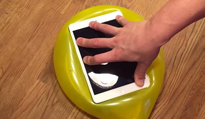 Как сделать чехол на телефон из шарика