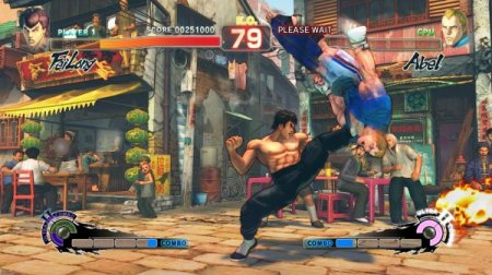 Microsoft адаптировала файтинг Файтинг Super Street Fighter IV Arcade Edition под Xbox 360