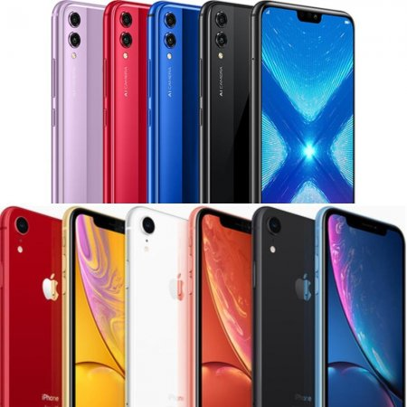 iPhone XR оказался хуже «китайца» за 15000 рублей